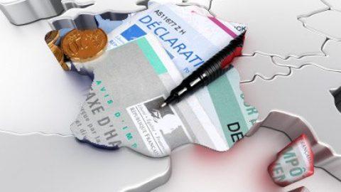 Notion de résidence fiscale en cas d'imposition séparée