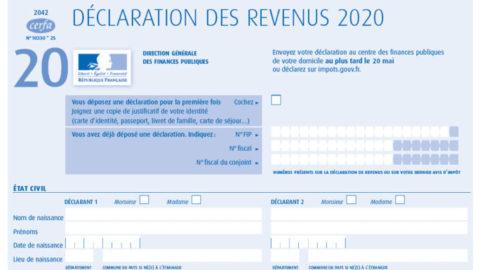 Le cabinet Lintax vous accompagne dans le cadre de vos déclarations de vos revenus 2020 et IFI 2021